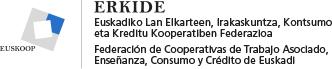 Federacion de Cooperativas de Trabajo Asociado, Enseñanza, Consumo y Credito de Euskadi